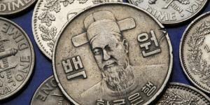 Le monete utilizzate nella Corea del Sud: i won