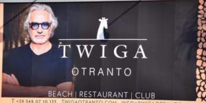 Manca poco all'apertura del Twiga.