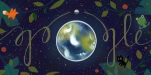 O Dia do Meio Ambiente é comemorado em todo o mundo em 22 de abril; Google lançou Doodle interativo para celebrar a data