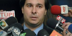 Presidente da Câmara criticou os sindicatos ao afirmar que 'não querem perder a boquinha'