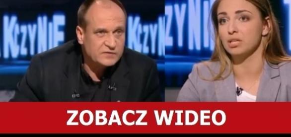Paweł Kukiz zmasakrował Kingę Gajewską. Źródło: TAK czy NIE.