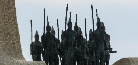 Trojanische Krieger. (Source URG Suisse: pixabay / Blasting.News Archive)