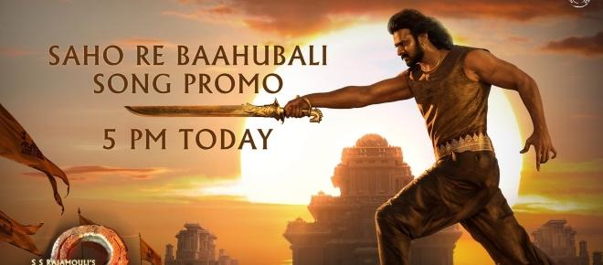 Sahore Baahubali song video promo unveiled from Bahubali 2