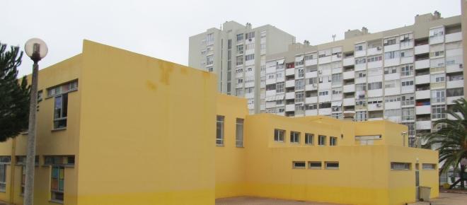 Agente da PSP agredido no interior da esquadra de Alfornelos, na Amadora