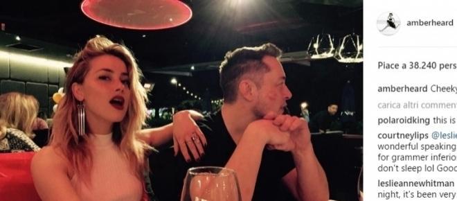 Amber Heard e il milionario: l'attrice di Aquaman di nuovo innamorata