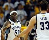 Marc Gasol came up big with a last second shot in OT - zimbio.com