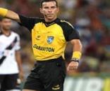 Rodrigo Nunes de Sá teve atuação bastante criticada por Sálvio Espíndola após Fluminense 3x0 Vasco (Foto: Globoesporte)