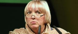 Claudia Roth, Grüne. (Source URG Suisse: Michael Lucan / WikiCommons / CC BY-SA 3.0)