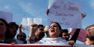 Agitating against the death of Mashal Khan https://www.kualalumpurpost.net/pakistan-student-beaten-to-death-for-blasphemy-following-university-debate/