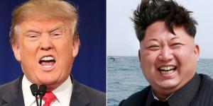 Donald Trump e Kim Jong-un - trueactivist.com