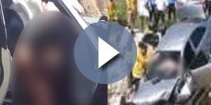 Acidente deixa policial e amante sem roupas - Google