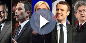 French presidental candidates (bbc.co.uk)