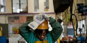 Traditionally male-dominated American industries all competing for ... - denverpost.com