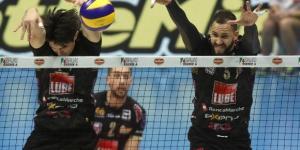 Volley, SuperLega – Playoff Scudetto: Civitanova, Trento e Perugia ... - oasport.it