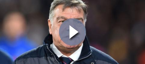 Crystal Palace coach Sam Allardyce - Photo: 90min.com