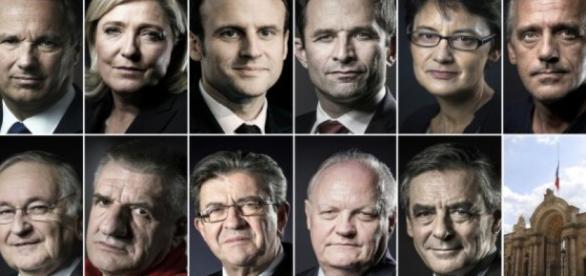 J-7 avant le premier tour : revivez le meeting de Jean-Luc ... - ladepeche.fr