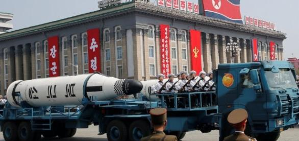 North Korean missile 'blows up' on test launch as Pence heads for ... - asiancorrespondent.com