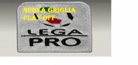 Nuova griglia per i play off di Lega Pro.