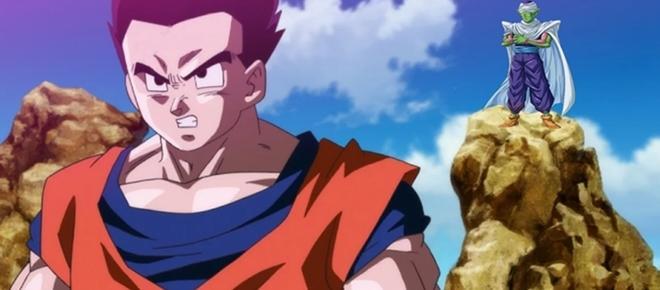 Dragón Ball Súper 88 Gohan versus Piccolo