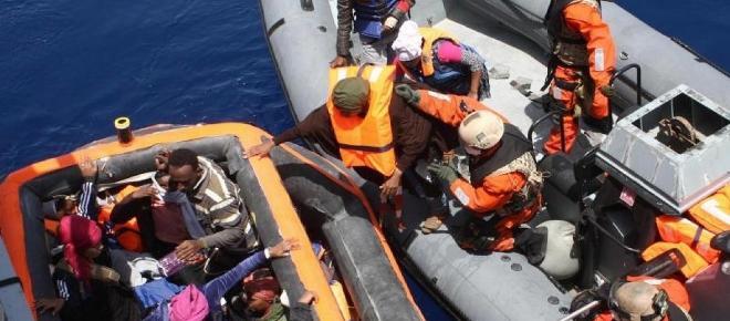 Beweise liegen vor! - NGOs im Mittelmeer arbeiten mit Schleppern zusammen