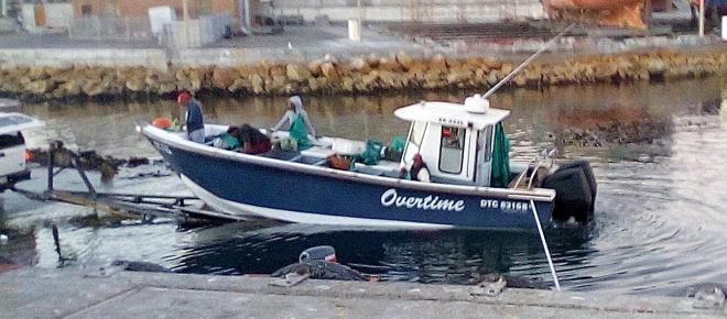 Fishing: snoek season on South Africa's west coast