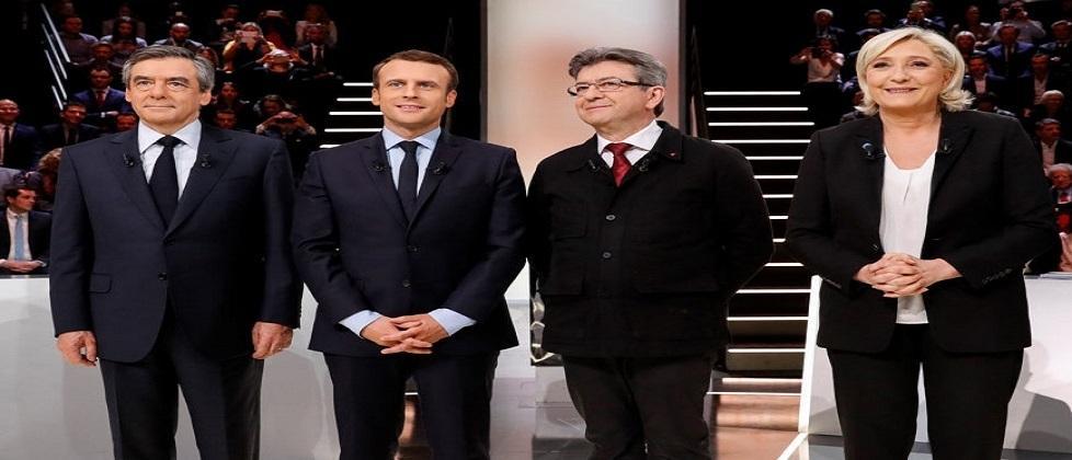 França realiza primeiro turno de eleições presidenciais neste domingo
