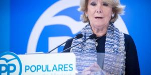 Esperanza Aguirre deja todos sus cargos, tras la imputación de Ignacio González en la Operación Lezo Vía diariodenavarra.es