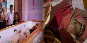 Família mantém cadáveres dos parentes em casa - Google
