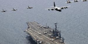Frota americana está próxima da Coreia do Norte