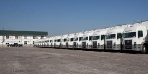 A empresa tem mais de 2 mil veículos próprios rastreados por satélite