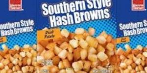 Golf ball pieces from harvest cause hash brown recall - wsaw.com