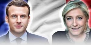 Les résultats définitifs du premier tour révèle : Emmanuel Macron et Marie Le Pen