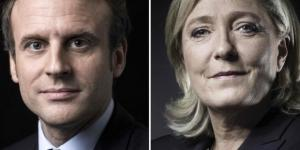 Macron, Le Pen advance to French presidential runoff - The Boston ... - bostonglobe.com