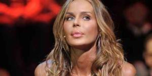 Nina Moric a Domenica Live contro Fabrizio Corona.