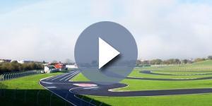 Foto del circuito asturiano di proprietà di Fernando Alonso