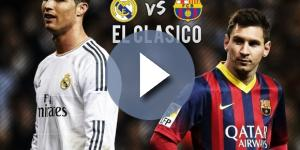 Super Clasico Español - Real Madrid vs Barcelona - 23 de Abril 2017 - abonnietour.com