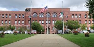 Somerville High School é uma escola americana de ensino médio