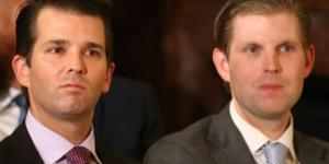 Trump's Sons building two new hotels in the United States - Image: voanews.com