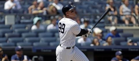 Yankees Aaron Judge Sadly Underrated Going Into 2017 - yanksgoyard.com
