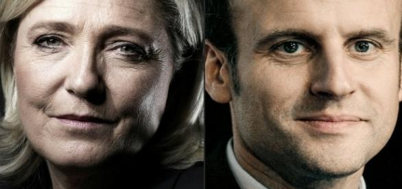 Les deux programmes présentent par le duo final à la présidentielle s'opposent totalement