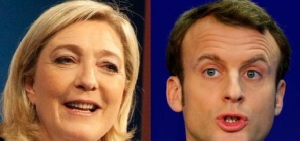 Marine Le Pen and Emmanuel Macron - ABC News (Australian ... - net.au