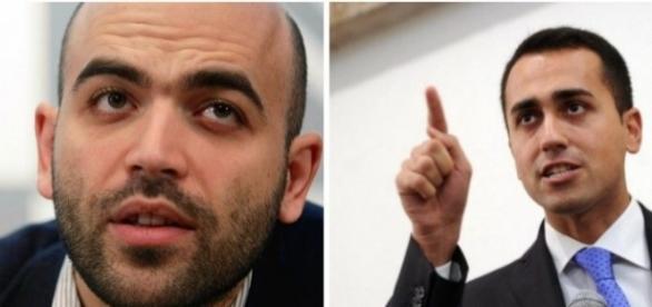 Immigrazione e Ong, Di Maio dà dell'ipocrita a Saviano