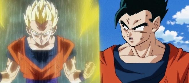 Dragon Ball Super: El increíble entrenamiento de Gohan
