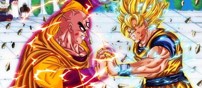 'Dragon Ball Super': the new power of Tenshinhan?