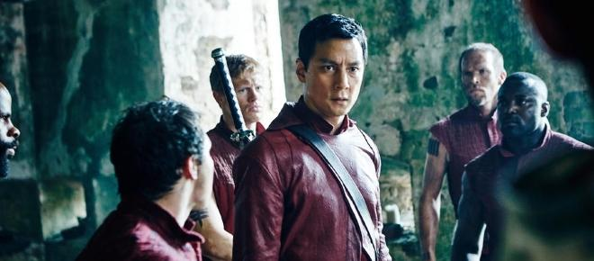 'Into the Badlands' battle with the Abbotts offers new fight scenes