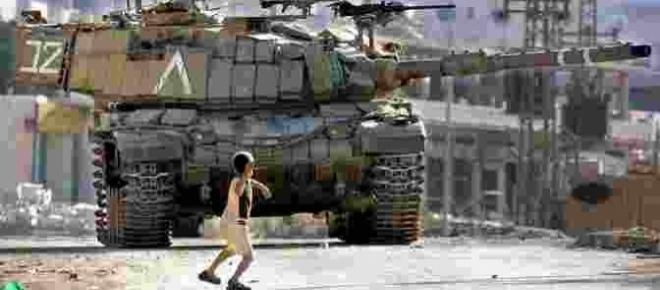 VIDEO: Israel und die Frage nach dem Aggressor