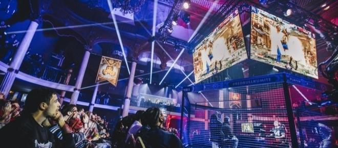 Coupe de France de Street Fighter V : une grande première
