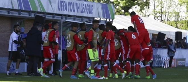Benfica, 1 - Red Bull Salzburg, 2: O Benfica perde a final da UEFA Youth League