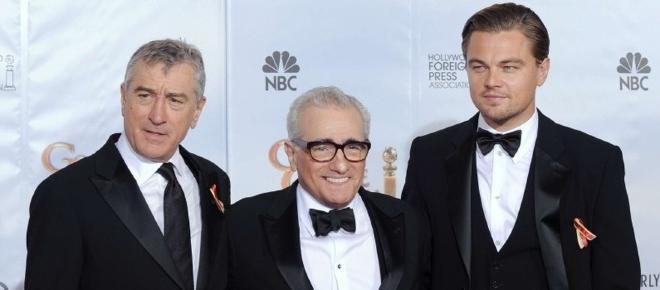 De Niro et DiCaprio réunis pour le prochain Scorsese