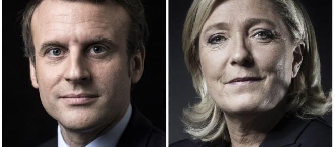 Second tour de la présidentielle française 2017